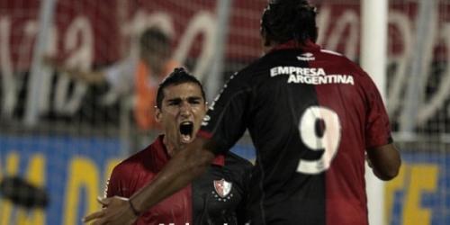 Newell's aplastó a Colón y se acerca a la Sudamericana