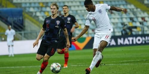 Ni público ni emociones, Inglaterra y Croacia reparten puntos
