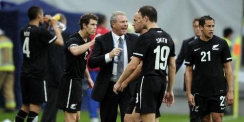 Nueva Zelanda derrotó a Serbia en partido amistoso