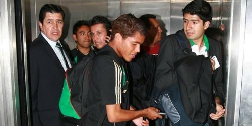 Ocho jugadores Sub-22 de México fueron separados