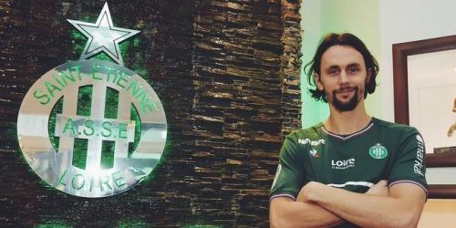 (OFICIAL) A.S. Saint-Étienne contrata a Neven Subotíc