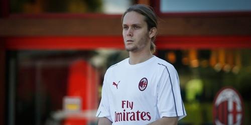 (OFICIAL) AC Milán ficha a Halilovic