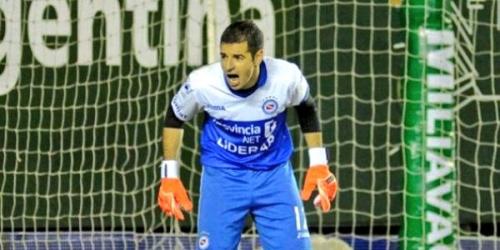 (OFICIAL) Adrián Gabbarini es el nuevo arquero de Liga de Quito
