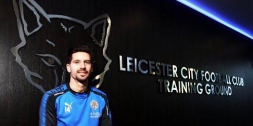 (OFICIAL) Adrien Silva nuevo jugador del Leicester City