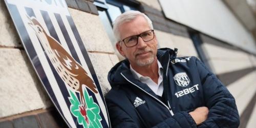 (OFICIAL) Alan Pardew nuevo entrenador del West Bromwich
