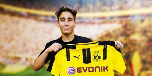 (OFICIAL) Alemania, el Dortmund cierra su quinto fichaje del verano