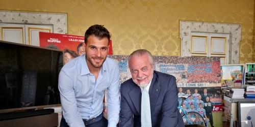 (OFICIAL) Alex Meret, nuevo guardameta del Napoli
