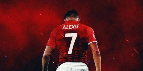 (OFICIAL) Alexis Sánchez se convierte en el mejor pagado de Premier League