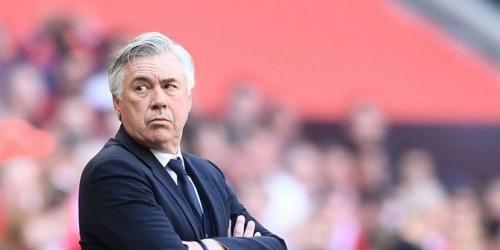 (OFICIAL) Ancelotti no quiere dirigir a la selección italiana