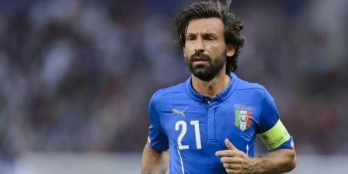 (OFICIAL) Andrea Pirlo se retiró del fútbol profesional