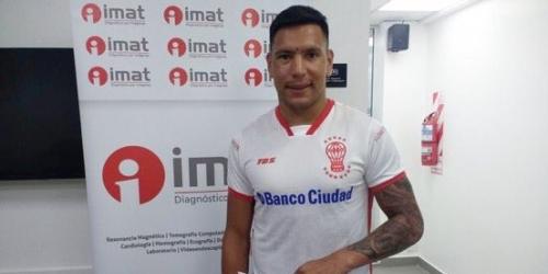(OFICIAL) Andrés Chávez se suma a Huracán