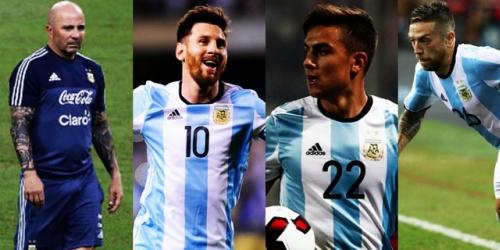 (OFICIAL) Argentina, convocados del extranjero para la última doble fecha de Eliminatorias