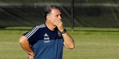 (OFICIAL) Argentina, Gerardo Martino renunció y se barajan nombres para su reemplazo