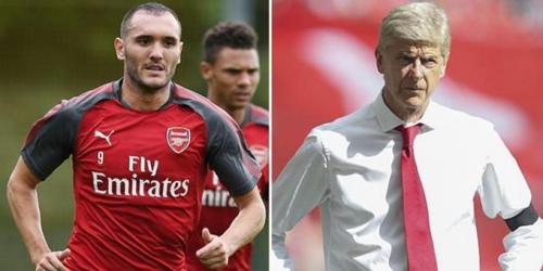 (OFICIAL) Arsene Wenger dejaría fuera del Arsenal a Lucas Pérez