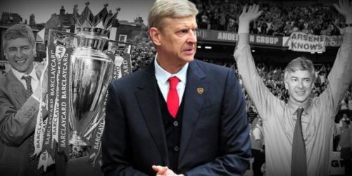 (OFICIAL) Arsène Wenger se despide del Arsenal