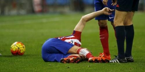 OFICIAL: Atlético Madrid, Tiago baja 6 meses (VIDEO)