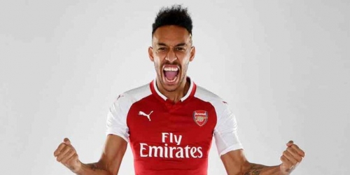 (OFICIAL) Aubameyang se une a los Gunners