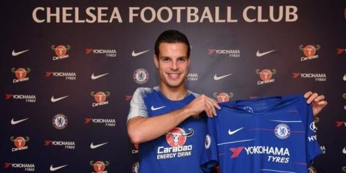 (OFICIAL) Azpilicueta renueva contrato de 4 años con el Chelsea
