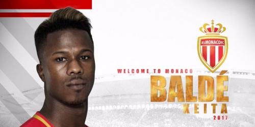 (OFICIAL) Baldé Keita finalmente jugará en el Mónaco