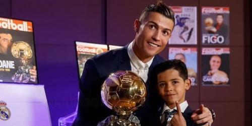 (OFICIAL) Balón de Oro, el portugués Cristiano Ronaldo se llevó el premio de este año