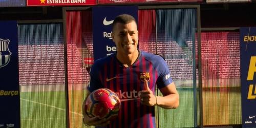 (OFICIAL) Barcelona refuerza su defensa con la llegada de Murillo