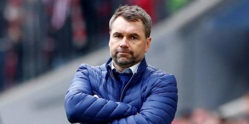(OFICIAL) Bernd Hollerbach ha sido destituido del Hamburgo