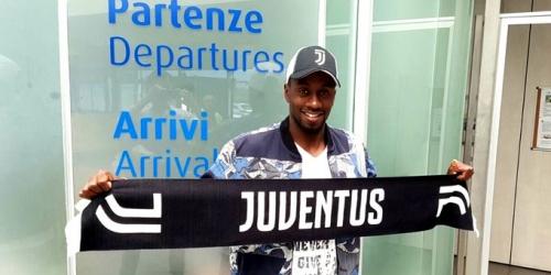 (OFICIAL) Blaise Matuidi ya es jugador de la Vecchia Signora