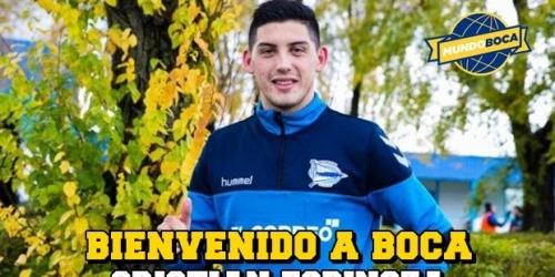 (OFICIAL) Boca Juniors, Espinoza pasa la revisión médica