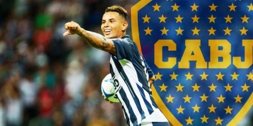 (OFICIAL) Boca juniors, Llegó el acompañante de Dario Benedetto