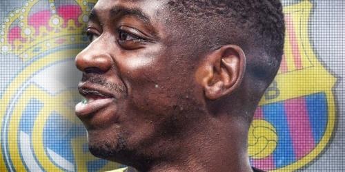 (OFICIAL) Borussia Dortmund, mañana se anunciará el futuro de Dembélé