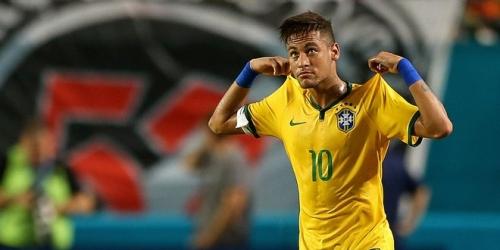 OFICIAL: Brasil, convocados contra Argentina y Perú