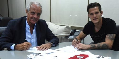 (OFICIAL) Bruno Zuculini nuevo jugador de River Plate