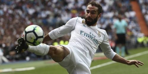 (OFICIAL) Carvajal renueva con el Real Madrid hasta el 2022