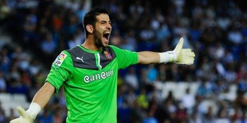 OFICIAL: Casilla es el nuevo arquero del Real Madrid