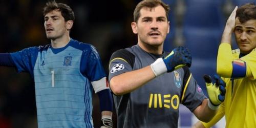(OFICIAL) Casillas renueva con el Oporto