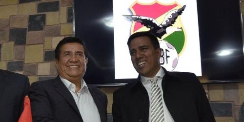 (OFICIAL) César Farías nuevo DT de Bolivia