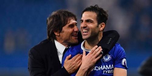 (OFICIAL) Chelsea, Antonio Conte da declaraciones sobre Cesc Fábregas