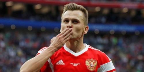 (OFICIAL) Cheryshev firma con el Valencia