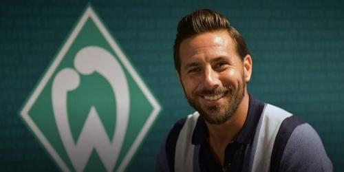 (OFICIAL) Claudio Pizarro volvió al Werder Bremen