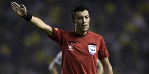 (OFICIAL) Confirmada la terna arbitral para la primera final de Libertadores