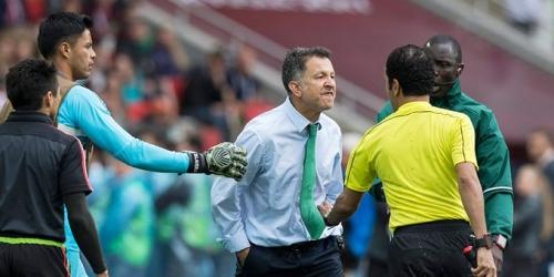 (OFICIAL) Copa de Oro, Juan Carlos Osorio no dirigirá a México por suspensión