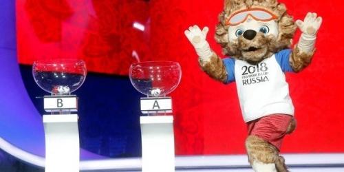 (OFICIAL) Copa Mundial, terminó el sorteo y así quedaron los grupos de Rusia 2018