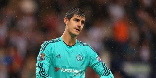 OFICIAL: Chelsea, Courtois estará 4 meses de baja