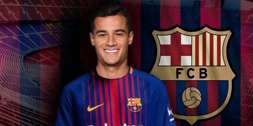 (OFICIAL) Coutinho firma por el FC Barcelona