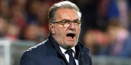 (OFICIAL) Croacia destituye a Ante Cacic tras empate frente a Finlandia