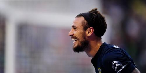 OFICIAL: Daniel Osvaldo vuelve a Boca