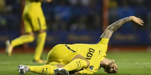 (OFICIAL) Dario Benedetto estará de 6 a 8 meses fuera de las canchas
