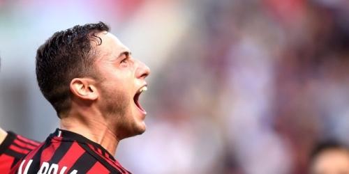 (OFICIAL) Davide Calabria renueva con el Milan hasta el 2022