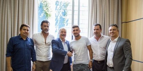 (OFICIAL) De Arrascaeta renovó con el Cruzeiro hasta el 2021