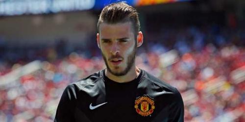 OFICIAL: De Gea renovó con el Manchester United